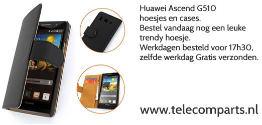 Huawei Ascend G510 Hoesjes en Cases